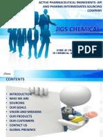 Chemical Company Profile