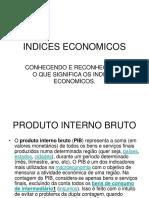 Aula Econ - 4 Indices Economicos