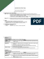 Contoh RPP IPA Terpadu