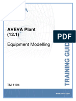 TM-1104 AVEVA Plant (12.1) Equipment Modelling Rev 1.0
