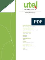 Algoritmos y Estructuras de datos Evidencia S2 MMR