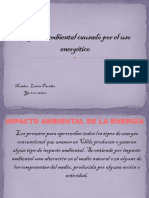 Impacto Ambiental Causado Por El Uso Energético Luisa