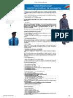 DGM - Délivrance Des Visas