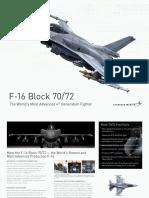 F-16 Block 70-72
