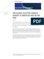 The Global Electric Vehicle Market is Amped Up and on the Rise Web Final