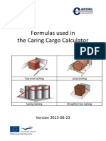 Cargo Calculator Formulas_EN