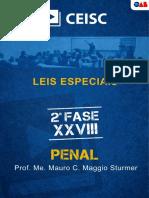E-Book Leis Especiais Parte 3 - Mauro
