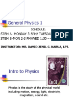 1 Intro to Physics