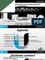 UniFi - Hospitalidad & Educacion(2018)