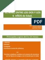 1° Presentación pre-escolar  2015