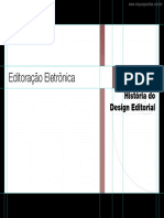 Historia Do Design Editorial