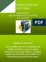 Medicion de motores