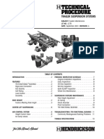 Hendrickson Suspension Systems Maintenance l578