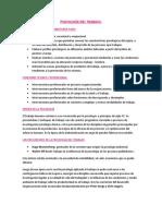 Psicología Del Trabajo.