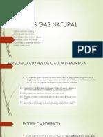 Tcgs Gas Natural