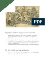 Objetos de Analisis de La Historia Santiagueña Sugeridos Yocca 2019