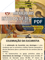 Estudo Teológico - 25-07-2019