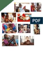 10 Imagenes de Desnutricion