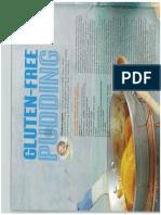 Gluten Free Pudding
