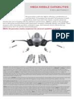 JSF Data Sheet