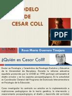 Modelo de Cesar coll