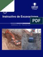 Estándar N°09 - Instructivo de Excavaciones