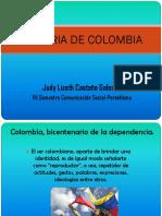 Diapositivas Sobre La Historia de Colombia1