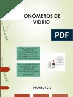 Ionómeros de Vidrio