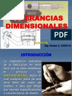 DMAC1.08.Tolerancias Dimensionales. 30-05-2016