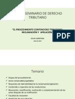 CLXXV Dcho Tributario 2019