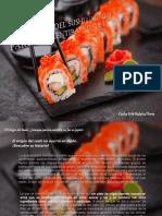 Carlos Erik Malpica Flores - El Origen del Sushi | ¡Aunque parezca mentira, no fue en Japón!
