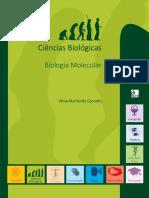 Livro Ciencias Biologicas Biologia Molecular