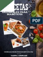 Recetas para diabeticos