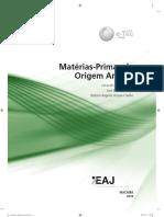 ETEC - Matérias-Primas de Origem Animal