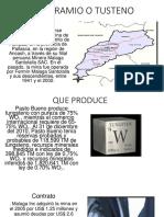 Wolframio o Tusteno
