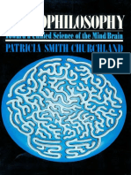 Patricia Churchland - Neurophilosophy