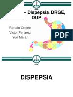 Jigsaw - Dispepsia, DRGE, DUP