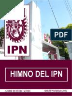 Himno del Instituto Politécnico Nacional.