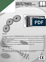 Manual Utilizador TE808M VVF Eng