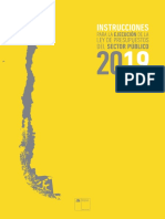 CLASIFICADOR PRESUPUESTARIO 2019