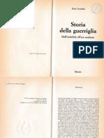 Storia della guerriglia - E. Cecchini