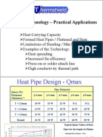 Heat Pipe Technology - Practical Applications - Overview With Examples