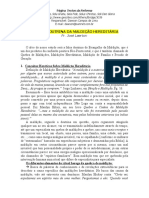 A FALSA DOUTRINA DA MALDIÇÃO HEREDITÁRIA.DOC