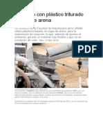 Concreto con plástico triturado en vez de arena.docx