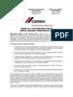 Cemex 2019 2trim Days