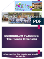 Curriculm Planning Tje Human Dimension.pptx