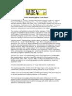 VADEA Western Syd Forum_Report