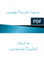 PresentaciónCONVIVENCIA ESCOLAR