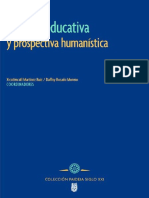 Gestion Educativa Prospectiva Humanistica Ccesa007