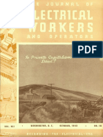 546. 1942-10 October the Journal of Electrical Workers and Operators